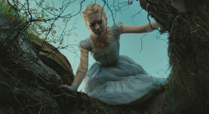 Mia Wasikowska stills pictures from Alice In wonderland upcoming movie 4
