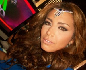 3rd episode of the LBC TV program Twist and Shout Teer w Fare3 pictures of Amal Boshosha