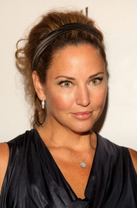 Jill Goodacre attends the Living Proof New York premiere at Paris Theatre in New York City on Septmeber 24th 2008