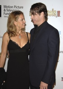 jill goodacre and Harry Connick Jr attend the 2nd annual A Fine Romance at the Sunset Gower Studios on November 18th 2006 in Hollywood California 4
