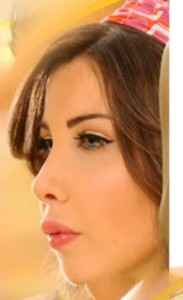 Nancy Ajram pictures from the latest 2009 video clip Mashi Hadi 7