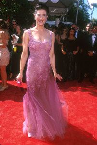 Terry Farrell picture at the 51st Annual Emmy Awards held at the Shrine Auditorium in Los Angeles California on September 12th 1999 4
