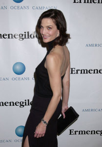 Terry Farrell photo attending the American Oceans Campaign 2001 Partners Award held at the Century Plaza Hotel in Los Angeles California on October 2nd 2001 4