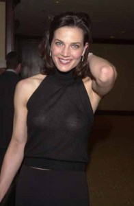 Terry Farrell photo attending the American Oceans Campaign 2001 Partners Award held at the Century Plaza Hotel in Los Angeles California on October 2nd 2001 1
