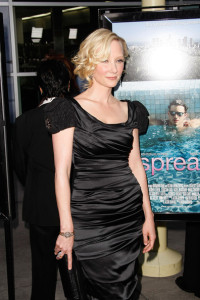 Anne Heche arrives at the premiere of Anchor Bay Films ( Spread ) held at ArcLight Hollywood on August 3rd, 2009