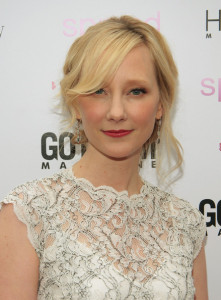 Anne Heche at the special screening of Spread movie on August 8th, 2009