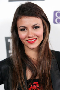 Victoria Justice at the DoSomething.org Celebration of The Power Of Youth party on August 8, 2009