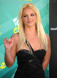 Britney Spears picture at the 2009 Teen Choice Awards held at the Gibson Amphitheatre on August 9th, 2009 in Universal City, California