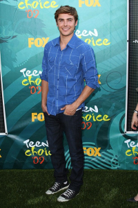 Zac Efron picture at the 2009 Teen Choice Awards held at the Gibson Amphitheatre on August 9th, 2009 in Universal City, California