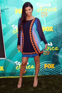 Kourtney Kardashian photo at the 2009 Teen Choice Awards held at the Gibson Amphitheatre on August 9th, 2009 in Universal City, California