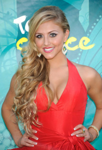 Cassie Scerbo photo at the 2009 Teen Choice Awards held at the Gibson Amphitheatre on August 9th, 2009 in Universal City, California