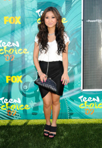 Brenda Song photo at the 2009 Teen Choice Awards held at the Gibson Amphitheatre on August 9th, 2009 in Universal City, California