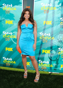 Jordin Sparks photo at the 2009 Teen Choice Awards held at the Gibson Amphitheatre on August 9th, 2009 in Universal City, California