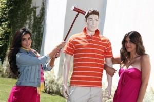 Kim Kardashian professional Photoshoot of August 2009 with her friend Brittny Gastineau 3
