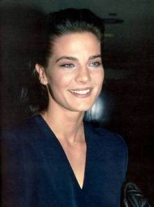 Terry Farrell of the past