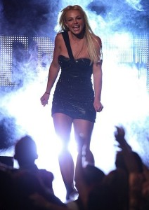 Britney Spears picture inside The 2009 Teen Choice Awards 8