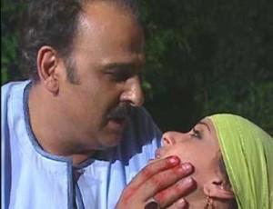 Ayten Amer as Dahab with Hamam raslan by jamal suleiman