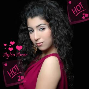 Ayten Amer desktop wallpapers hearts