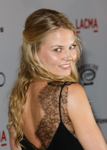 Jennifer Morrison arrives at the special screening of The September Issue at LACMA on September 8th 2009 in Los Angeles California 6