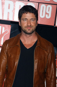 Gerard Butler arrives at the 2009 MTV Video Music Awards at Radio City Music Hall on September 13th 2009 in New York City