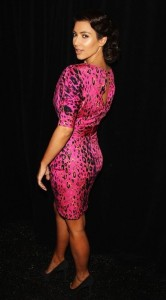 Kim Kardashian picture at the Tracy Reese Spring 2010 Fashion Show September 14th 2009 3