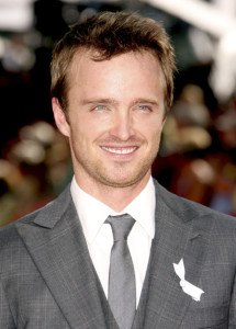 Aaron Paul arrives at the 61st Primetime Emmy Awards held at the Nokia Theatre on September 20th 2009 in Los Angeles