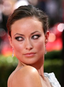 Olivia Wilde arrives at the 61st Primetime Emmy Awards held at the Nokia Theatre on September 20th 2009 in Los Angeles