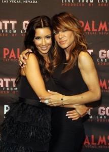 Kim Kardashian attends the Matt Goss Live From Las Vegas held at The Palms Casino on September 18th 2009 4