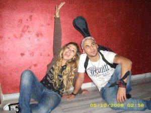 Reem Ghezali with Mohamad Qwaider 3