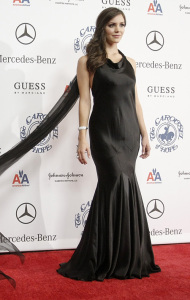 Katharine McPhee arrives at the 30th Anniversary Carousel of Hope Ball to benefit the Barbara Davis Center for Childhood Diabetes on October 25th 2008 7