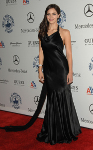 Katharine McPhee arrives at the 30th Anniversary Carousel of Hope Ball to benefit the Barbara Davis Center for Childhood Diabetes on October 25th 2008 2