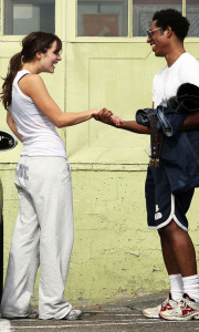 Katharine McPhee spotted out at the gym in West Hollywood for a workout on October 30th 2009 1