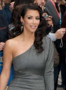 Kim Kardashian spotted arriving at The Late Show with David Letterman in New York City on October 1st 2009 1
