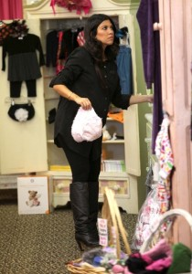 Kourtney Kardashian spotted during a shopping trip in Calabasas on October 3rd 2009 8