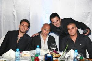 Mohamad Qaider photo during the Jordan 2009 Award held in Amman Jordan 2
