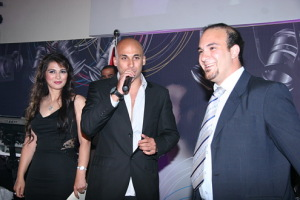 Mohamad Qaider photo during the Jordan 2009 Award held in Amman Jordan 4