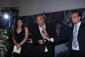 Mohamad Qaider photo during the Jordan 2009 Award held in Amman Jordan 5