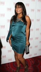 Christina Milian hosts a night at the Tabu Ultra Lounge in Las Vegas on October 2nd 2009 1