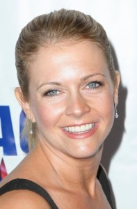 Melissa Joan Hart arrives at A Night of Honour on October 4th 2009 4
