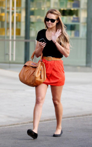 Lauren Conrad was spotted leaving the Somerville Skin Care Clinic in Beverly Hills on October 7th 2009 4