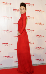 Olga Kurylenko attends the 2010 Campari Calendar Cocktail Party in Milan Italy on October 8th 2009 7