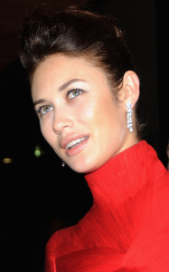 Olga Kurylenko attends the 2010 Campari Calendar Cocktail Party in Milan Italy on October 8th 2009 6