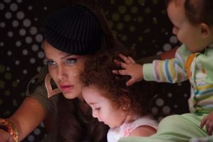 Nicole Saba picture from her new video clip Fares Ahlami 9