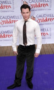 Stephen Gately arrives at The Caudwell Children Butterfly Ball at Battersea Evolution on May 14th 2009 in London England 3