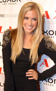 Kristin Cavallari arrives at the LAX nightclub inside the Luxor Resort Hotel Casino in Las Vegas on October 10th 2009 6