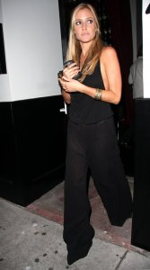 Kristin Cavallari spotted Leaving Philippes Restaurant in Los Angeles on October 10th 2009 4