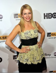 Melissa Joan Hart attends the 5th Annual GLSEN Respect Awards on october 9th 2009 3
