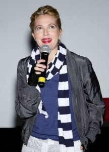 Drew Barrymore picture attending the movie Whip It New York Screening on October 1st 2009 7