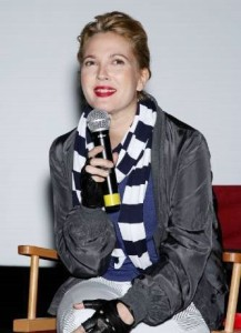 Drew Barrymore picture attending the movie Whip It New York Screening on October 1st 2009 5