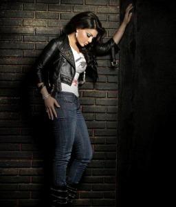 Haifa Wehbe studio photo shoot of september 2009 1